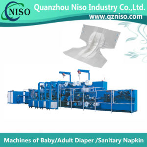 Semi-Servo Stable Adult Diaper Machine with CE (CNK250-HSV) pictures & photos