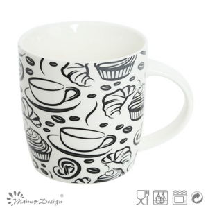 Coffee Cup Design New Bone China Mug pictures & photos