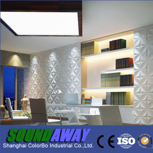 Living Room Decorative Wave Wall Panel pictures & photos