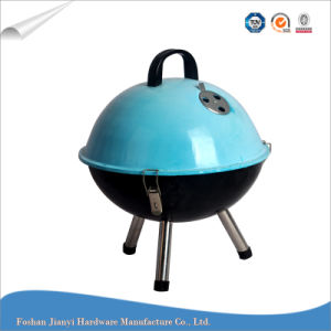 Camping Charcoal Grill Portable Mini BBQ Grill