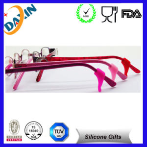 Silicone Glasses Ear Hooks Tip Eyeglasses Grip Anti Slip Holder pictures & photos