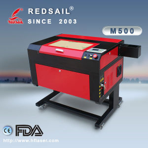 Rubber Stamp Seal Laser Engraving Machine Laser Engraver (M500)