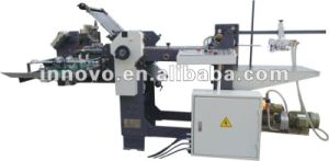 Automatic Paper Folder Machine (ZX470-2+1) pictures & photos