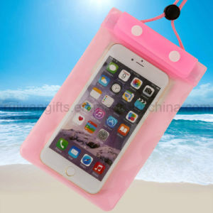 PVC Waterproof Pouch, Waterproof Phone Pouch, Beach Bag pictures & photos