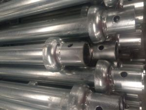 Cuplock Scaffolding Standard with Spigot Hot DIP Galvanized Hot Sale pictures & photos