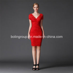 Supplier of Short Evening Dress From Guangzhou China Demitoilet