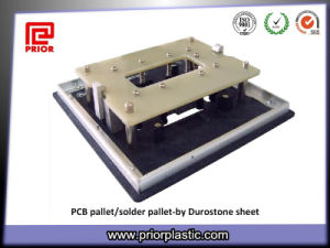 Antistatic Durostone Sheet for PCB Solder Pallet pictures & photos