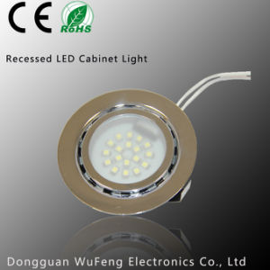 CE Certification Recessed LED Cabinet Light, Furniture Light