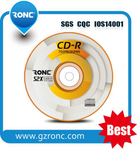 Blank CDR CD-R Without Logo (no printing) 700MB 52X pictures & photos