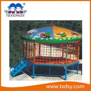 Trampoline and Indoor Playground Equipment Txd16-Jl005 pictures & photos