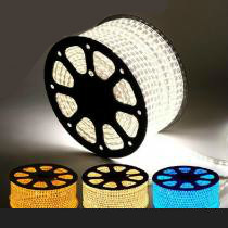 SMD5050 3 Years Warranty 220V Dimmable Flexible LED Strip Light Low Price High Lumen LED Lighting pictures & photos