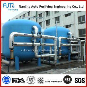Multi-Media Fliter Activated Carbon Filter