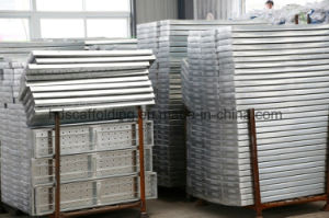 Scaffolding Steel Board/Plank /Metal Deck pictures & photos