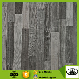 Walnut Wood Texture Non-Toxicity Paper for Floor
