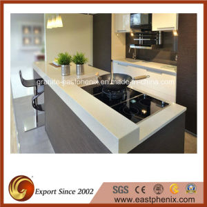 White Quartz Surface Soapstone/Formica Countertop for Kitchen/Bathroom
