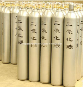 ISO9809 High Pressure Seamless Gas Cylinder, Helium Gas pictures & photos