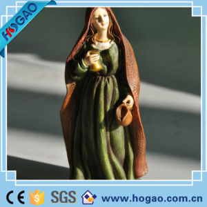 Religion Figurine Nativity Set Beautiful Mary pictures & photos