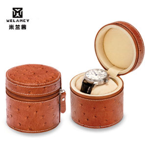 High Quality Leather Storage Gift Box for Watch