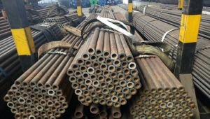 Cold Drawn Carbon Seamless Steel Pipe as Per St52