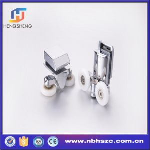 Zinc Alloy High Standard Double Shower Door Roller pictures & photos