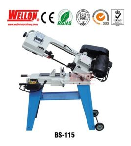 Sawing Machine with CE Approved (Hobby Band Saw BS115) pictures & photos