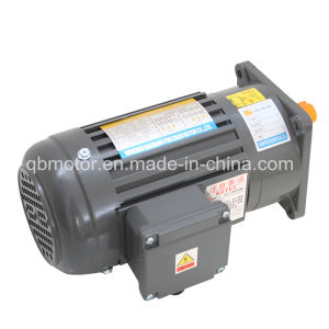 220V/380V 0.2kw Aluminum Housing AC Geared Motor pictures & photos
