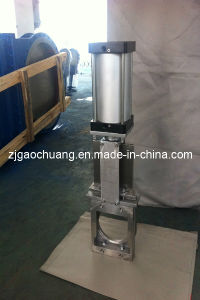 Pneumatic Square Knife Gate Valve