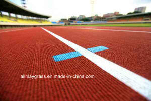13mm Permeable Synthetic/Plastic Runway for Sports Field