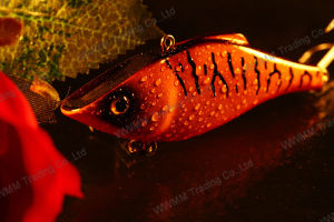 Fishing Lure--Classic Sinking Vib with 3D Eyes (HML60-75-85) pictures & photos