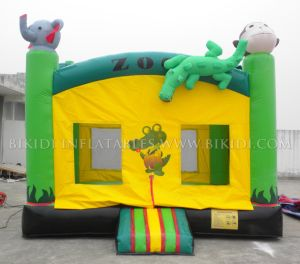 Inflatable Zoo Bouncer, Bouncy Castle (B1156) pictures & photos