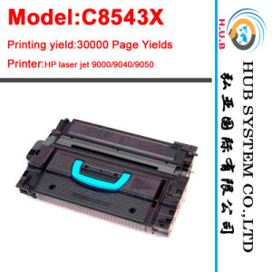 Toner Cartridge for HP C8543X for HP Laserjet 9000/9040/9050 pictures & photos