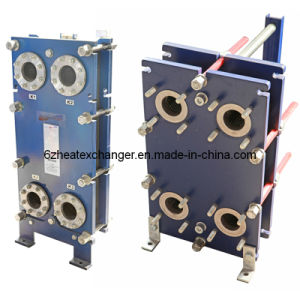Plate Heat Exchanger Used in Marine Application