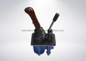 XDF-02 2 Spool Joystick Hydraulic Control Valve for European Excavators