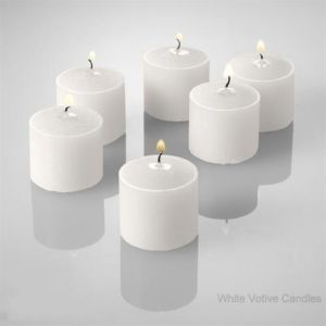 a60e16318c9 China 10 Hour White Unscented Votive Candles (WA-VO-T01) - China Votive  Candles