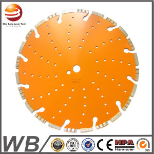 Turbo Segment Diamond Tools for Professional Cutting Saw Blade pictures & photos