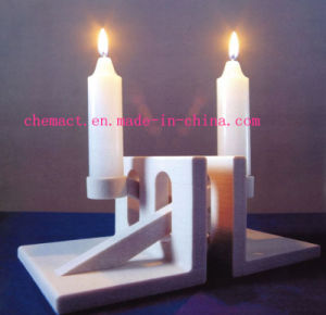 White Ordinary Daily Using Pillar Candles pictures & photos