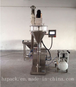 Semi-Automatic Powder Filler (HZB-F) pictures & photos