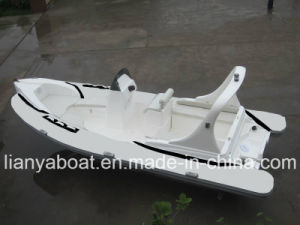 Liya 6.2m Inflatable Hypalon Sport Boat Dinghy Boats Sale Cyprus pictures & photos