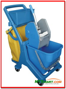 Janitorial Trolley (N000006177) pictures & photos