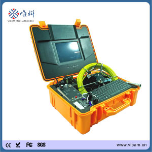 Professional Pipeline Inspection Camera System with Meter Counter and Keyboard pictures & photos
