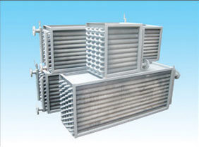 Heat Exchanger for Chemical Industry, Steelworks, Coal-Fired Power Plant