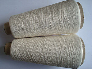 Bamboo Fiber Yarn for Knitting Use Ne32s/2 pictures & photos