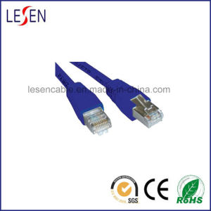 Patch Cable with Cat5e/CAT6, UTP/FTP/SFTP pictures & photos
