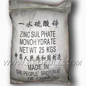 Hot Sell Zinc Sulphate with Mono 34.5% Min