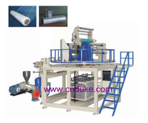PVC Hot Shrinkable Film Blowing Machine (SJ60-700)