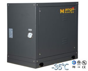 Hot Sale Kw10.4-97.2 Gerothermal Source Heat Pump with 45 Degree (monoblock) pictures & photos