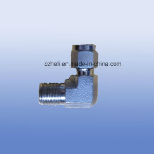 Compression Fitting/Stainless Steel Tube Fittings Male Connectors pictures & photos