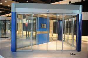 Automatic Sliding Door Operator  (S50L)
