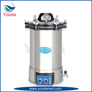 Full Stainless Steel Portable Steam Sterilizer pictures & photos