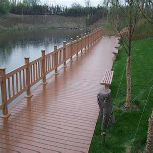Competitive Price! WPC Build a Deck Waterproof Outdoor Flooring